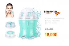 Cepillo Limpiador Facial Sónico