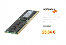 HP CAS-9 LP Memory 16GB