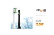 Replacement Toothbrush Heads for SOOCAS