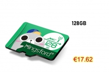 Mingsford 128G High Speed Micro SD / TF Storage Card