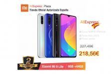 Xiaomi Mi9 Lite – Espanha
