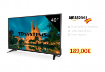Td Systems 40″ Full HD Led TV