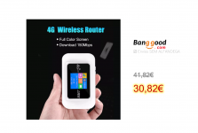 4G Wireless Router Mobile Wifi Hotspot