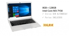 Jumper EZbook 3 Plus 8GB RAM