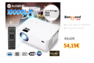 New Version Mini Projector