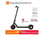 Xiaomi Mijia Scooter Pro