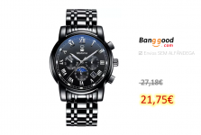 WAITIME™ 8008 Multifunction Men