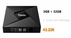 Tanix TX9 Pro32GB