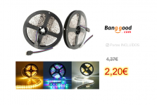 5M 300 LEDs SMD 3528 Flexible LED Strip