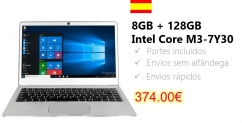 Jumper EZbook 3 Plus– Armazém Espanha