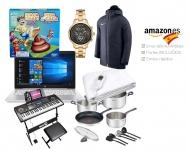 Promoções em destaque hoje na Amazon!