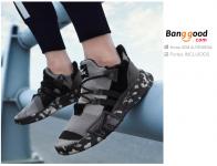 TENGOO Fly Knit Men Sneakers