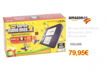 Nintendo 2DS – Console + Game