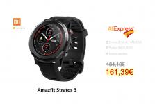 Xiaomi Amazfit Stratos 3 Espanha
