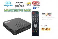 MAGICSEE N5 MAX TV Box
