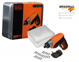 Black & Decker Aparafusador CS3652LC