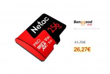 Netac P500 Pro 256Gb