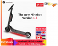 Ninebot Segway electric scooter ES4