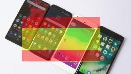 Stock smartphones Espanha