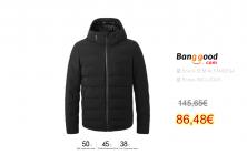 VANCL Heating Goose Down Jacket