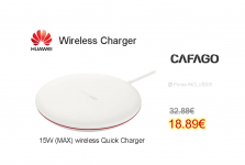 HUAWEI CP60 Wireless Charger 15W Quick Charge