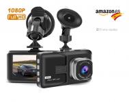 Dash CAM 1080P Full HD