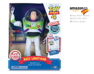 Toy Story Figura Buzz Lightyear (61234432)