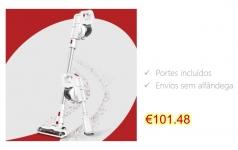Alfawise FJ – 166A Cordless Stick Vacuum Cleaner