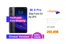 Xiaomi Mi8 Pro – Europeu