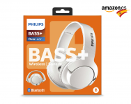 PHILIPS BASS+ Auriculares SHB-3175WT