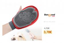 Silicone Magic Pet Bath Glove