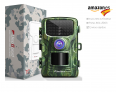 Cámara de Caza 14MP 1080P Vigilancia con Visión Nocturna