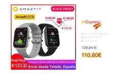 Xiaomi AMAZFIT GTS Smart Sports Watch