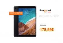 XIAOMI Mi Pad 4 64GB LTE CN ROM