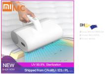 Xiaomi MIJIA Wireless Mites UV Vacuum
