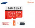 SAMSUNG Memory Card MicroSD 128GB