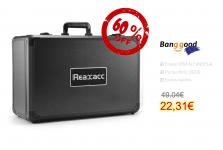 Realacc Aluminum Suitcase