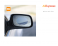 Car Rearview Mirror Protective Film