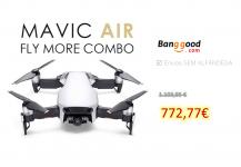 DJI Mavic Air– Fly More Combo