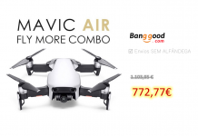 DJI Mavic Air – Fly More Combo
