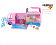 Barbie Supercaravana de Barbie (Mattel FBR34)