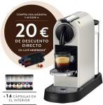 Nespresso De'Longhi Citiz