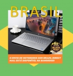 Brazil Direct Mail para NOTEBOOKS