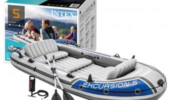 Intex 68325NP – Barca Hinchable Excursion