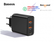 Baseus PPS 5A 3 Quick Charge