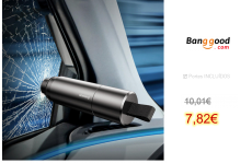 Baseus Mini Car Window Glass Breaker
