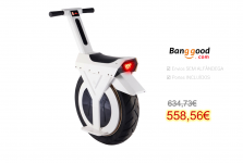 17 Inch One Wheel Motorcycle