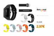 Bakeey 20MM Colorful for Amazfit Bip