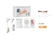 Wireless Video Baby Monitors