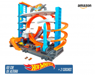 Hot Wheels – Megagaraje